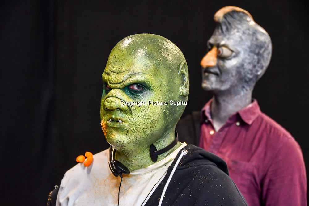 Competing in the IMATS - Battle of the Brushes - Make-Up Artist Show - IMATS