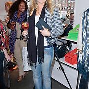 NLD/Amsterdam/20120326 - Presentatie Jeanslijn SOS van Sylvia Geersen bij Raak Amsterdam, Pauline Wingelaar