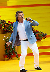 """31.05.2015, Europapark, Rust, GER, TV Show, Immer wieder Sonntags, im Bild Andy Borg // during the German Music TV Show """"Immer wieder Sonntags"""" at the Europapark in Rust, Germany on 2015/05/31. EXPA Pictures © 2015, PhotoCredit: EXPA/ Eibner-Pressefoto/ Goermel<br /> <br /> *****ATTENTION - OUT of GER*****"""