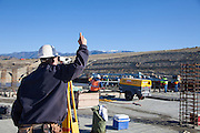 Union Workers on the Construction Job Site