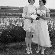 Wedding in Burnahm Overy, Norfolk