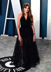 Jemima Goldsmith attending the Vanity Fair Oscar Party held at the Wallis Annenberg Center for the Performing Arts in Beverly Hills, Los Angeles, California, USA.