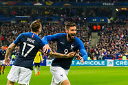 FOOTBALL - FRIENDLY GAME - FRANCE v COLOMBIA 230318