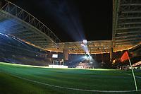 PORTO-16 NOVEMBRO:Inauguração do estádio do Dragão; jogo entre o F.C.Porto e o F.C.Barcelona 16-11-03 21:00 no estádio do Dragão.<br />(PHOTO BY: AFCD/NUNO ALEGRIA)