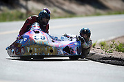 June 30, 2013 - Pikes Peak, Colorado. Wade/Boyd make their run up the mountain during the 91st running of the Pikes Peak Hill Climb.