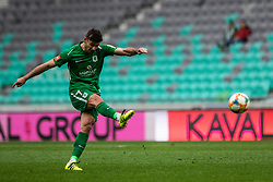 Kronaveter Rok of NK Olimpija Ljubljana during football match between NK Olimpija Ljubljana and NK Aluminij in Round #27 of Prva liga Telekom Slovenije 2018/19, on April 14th, 2019 in Stadium Stozice, Slovenia Photo by Matic Ritonja / Sportida