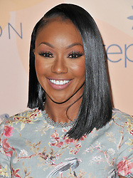 Carmelita Jeter arrives at Step Up's 14th Annual Inspiration Awards held athe Beverly Hilton in Beverly Hills, CA on Friday, June 2, 2017. (Photo By Sthanlee B. Mirador) *** Please Use Credit from Credit Field ***
