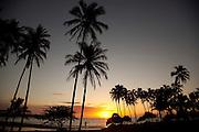 Sunrise, Wailua River State Beach Park, Kauai, Hawaii