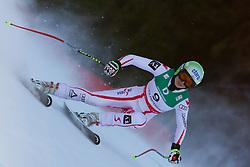 10.02.2011, Kandahar, Garmisch Partenkirchen, GER, FIS Alpin Ski WM 2011, GAP, Damen Abfahrtstraining, im Bild Anna Fenninger (AUT) whilst competing in the women's downhill training run on the Kandahar race piste at the 2011 Alpine skiing World Championships, EXPA Pictures © 2011, PhotoCredit: EXPA/ M. Gunn