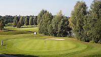 AMERICA (Neth.) - Golfbaan Golfhorst. Hole 10, par 3.  COPYRIGHT KOEN SUYK