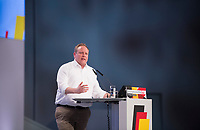 DEU, Deutschland, Germany, Leipzig, 22.11.2019: Tilman Kuban, Chef der Jungen Union (JU), beim Bundesparteitag der CDU in der Messe  Leipzig.