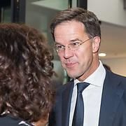 NLD/Amsterdam/20190206- Bezoek Mark Rutte aan het Skills Centre (AMC), Mark Rutte