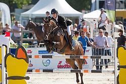 Havinga Robert (NED) - Bacardi<br /> KWPN Paardendagen - Ermelo 2012<br /> © Dirk Caremans