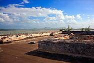 Mansion roof top in Gibara, Holguin, Cuba.