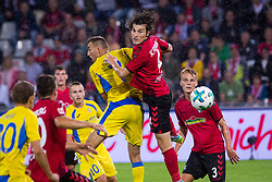 Ivan Firer of NK Domzale during 1st Leg football match between FC Freiburg and NK Domzale in 3rd Qualifying Round of UEFA Europa League 2017/18, on July 27, 2017 in Schwarzwald Stadion, Freiburg, Germany. Photo by Ziga Zupan / Sportida