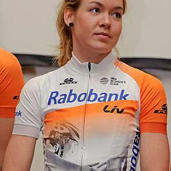 13-01-2016: Wielrennen: Ploegenpresentatie Rabo Liv Cyclingteam: Papendal: Arnhem: Ladies Cycling: Dames Wielrennen: Anna van der Breggen