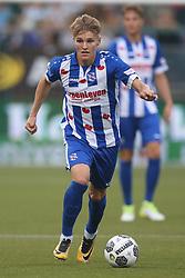 Martin Odegaard of sc Heerenveen during the Dutch Eredivisie match between ADO Den Haag and sc Heerenveen at Kyocera stadium on August 26, 2017 in The Hague, The Netherlands