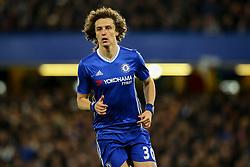 David Luiz of Chelsea in action - Mandatory by-line: Jason Brown/JMP - 08/05/17 - FOOTBALL - Stamford Bridge - London, England - Chelsea v Middlesbrough - Premier League