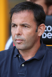 Villarreal Head coach Javier Calleja