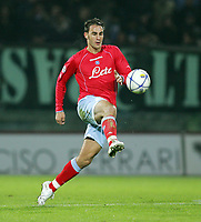 """Paolo Cannavaro (Napoli)<br /> Italian """"Serie B"""" 2006-07 <br /> 22 Dic 2006 (Match Day 18)<br /> Modena-Napoli (0-0)<br /> """"Alberto Braglia"""" Stadium-Modena-Italy<br /> Photographer Luca Pagliaricci INSIDE"""