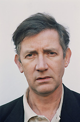 Portrait of man looking sad,