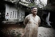 One of the fundamentalist Hindu leader in Orissa's capital Bhubaneswar. .Nov. 03, 2008.