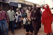 Baaba Maal, Luciano and Sizzla in Senegal