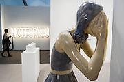 The End by Xiang Jing Frieze London 2014, Regents Park, London, 14 Oct 2014.