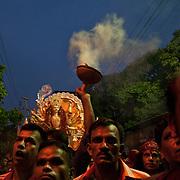 Lit Up: Durga Puja