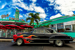 Mel's Drive-In at Universal Studios Florida<br />
