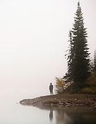 Early morning on Rainy Lake