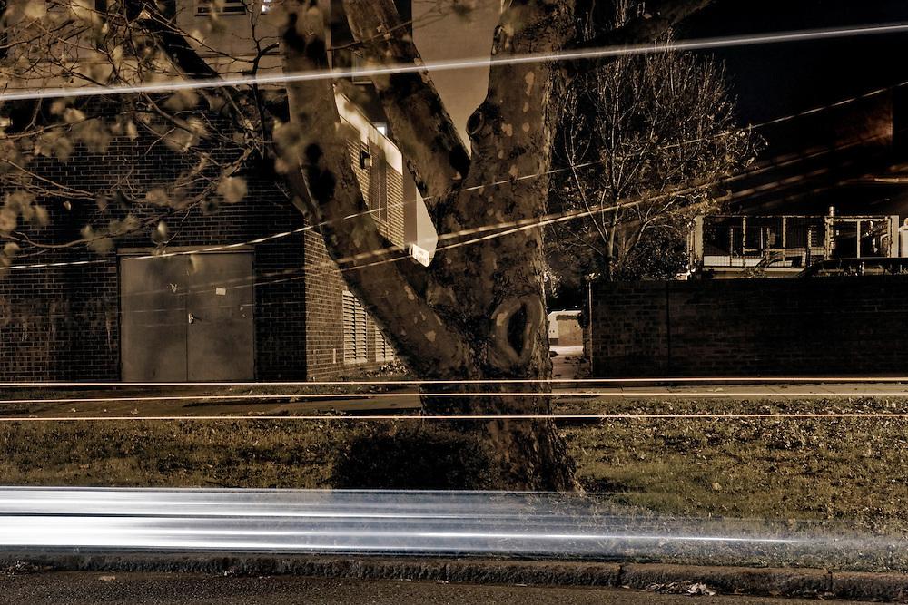 Speeding Light and Urban landscape