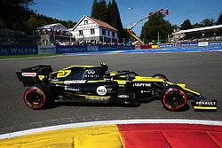 August 31, 2019, Spa Francorchamps, Belgio: xa9; Photo4 / LaPresse.31/08/2019 Spa Francorchamps, Belgio.Sport .Grand Prix Formula One Belgio 2019.In the pic: Nico Hulkenberg (GER) Renault Sport F1 Team RS19 (Credit Image: © Photo4/Lapresse via ZUMA Press)