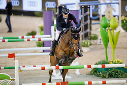 Houtzager Marc, NED, Sterrehofs Calimero<br /> The Dutch Masters<br /> Indoor Brabant - 's Hertogen bosch 2018<br /> © Hippo Foto - Dirk Caremans<br /> 11/03/2018
