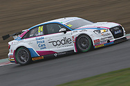 Jake Hill - TradePriceCars.com - Audi S3 during the British Touring Car Championship (BTCC) at  Brands Hatch, Fawkham, United Kingdom on 7 April 2019.