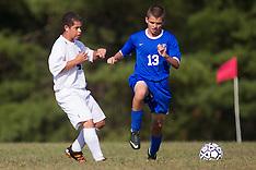 GCIT Boys Soccer vs Triton High School - September 17, 2012