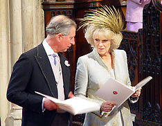 Charles and Camilla - 25 March 2019
