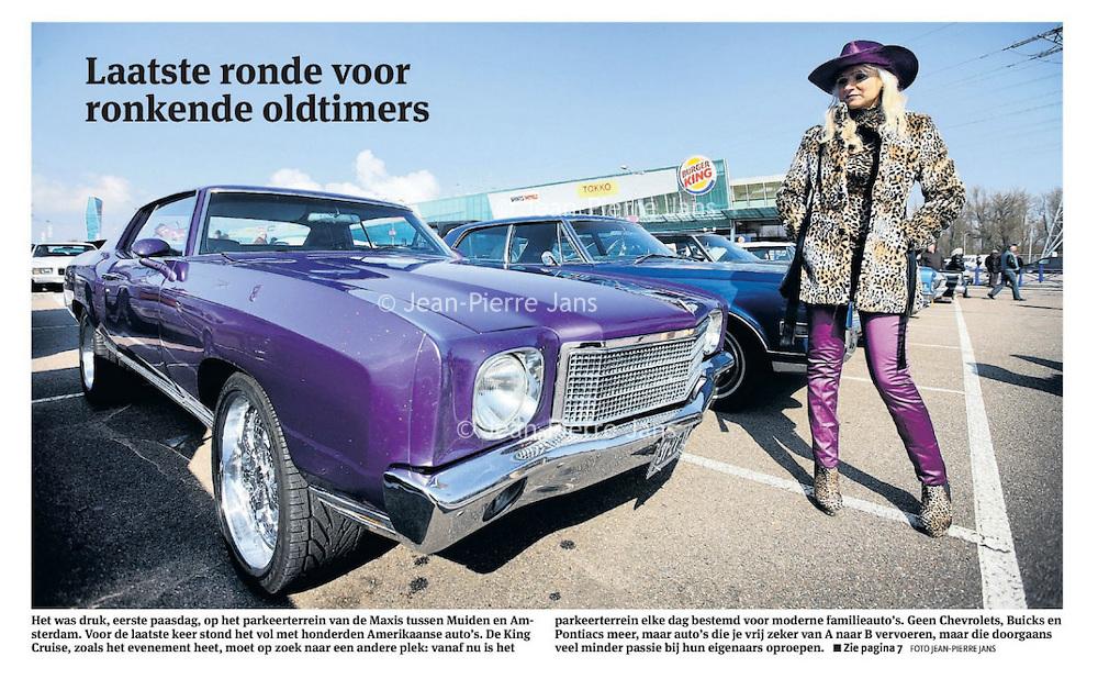Parool voorpagina oldtimers, 2 april 2013