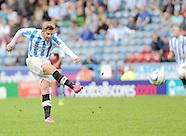 Huddersfield Town v Burnley 250812