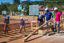Banco de imagens das rodovias administradas pela EGR - Empresa Gaúcha de Rodovias. RSC-287 - Obras em execução no Viaduto de Santa Cruz do Sul, Km 100. FOTO: Jefferson Bernardes/ Agencia Preview
