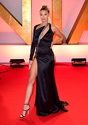 Ferne McCann attending the National Television Awards 2019 held at the O2 Arena, London. PRESS ASSOCIATION PHOTO. Picture date: Tuesday January 22, 2019. See PA story SHOWBIZ NTAs. Photo credit should read: Ian West/PA Wire