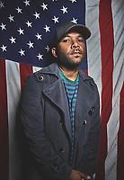 Nashville hip-hop artist Chancellor Warhol