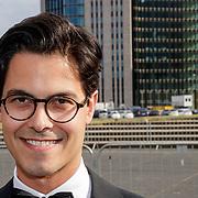 NLD/Amsterdam/201905225 - Amsterdamdiner 2019, Rob Jetten