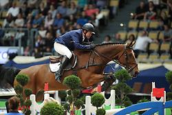 Van Der Schans Wout Jan, (NED), Capetown<br /> DKB-Riders Tour<br /> Grand Prix Kreditbank Jumping München 2015<br /> © Hippo Foto - Stefan Lafrentz