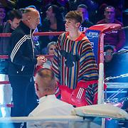 NLD/Amsterdam/20181031 - Boxingstars 2018, 1e aflevering, Rein van Duivenbode