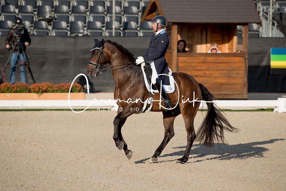 Luijmes Jean-Rene, NED, Aswin<br /> NK Ermelo 2020<br /> © Hippo Foto - Sharon Vandeput<br /> 20/09/20