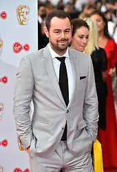 Danny Dyer arriving for the Virgin TV British Academy Television Awards 2017 held at Festival Hall at Southbank Centre, London. PRESS ASSOCIATION Photo. Picture date: Sunday May 14, 2017. See PA story SHOWBIZ Bafta. Photo credit should read: Matt Crossick/PA Wire