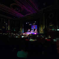 Stealing Sheep performs in the Epstein Theatre at Sound City, Liverpool, UK, on Thursday 2nd May, 2013.