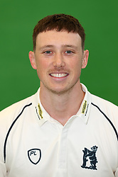 Adam Hose during the media day at Edgbaston, Birmingham. PRESS ASSOCIATION Photo. Picture date: Thursday April 5, 2018. See PA story CRICKET Warwickshire