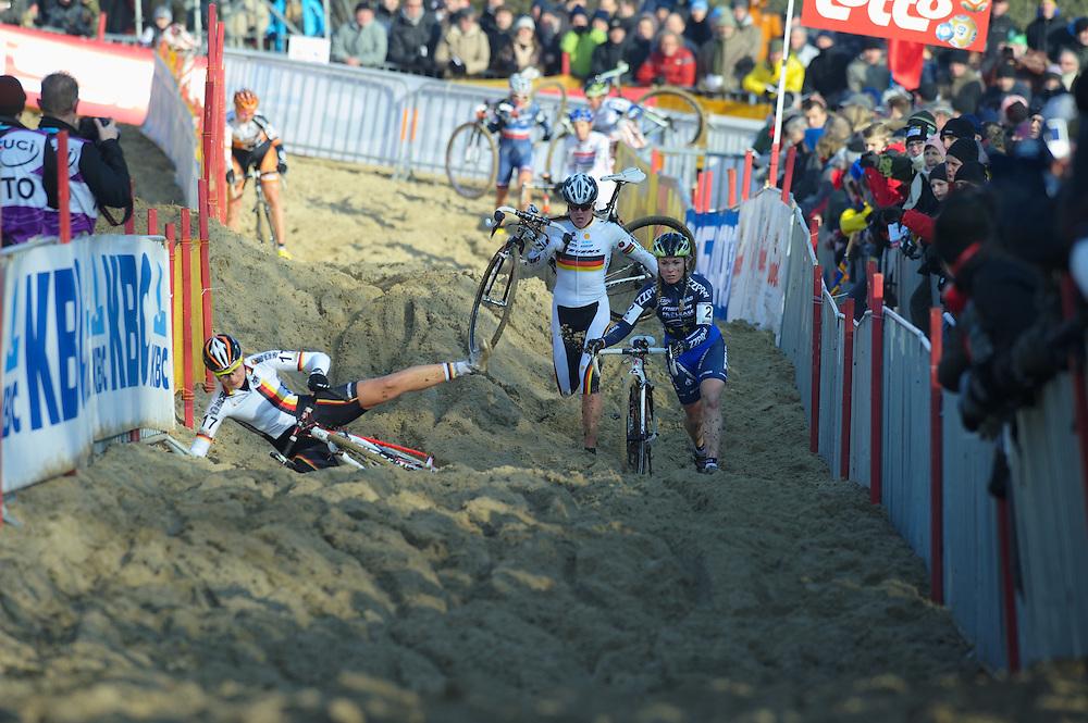 World Cup Cyclocross, Koksijde,Belgium. 2010